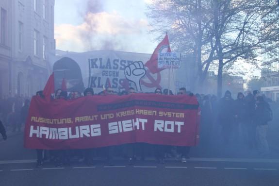 Hamburg sieht gar nichts mehr.