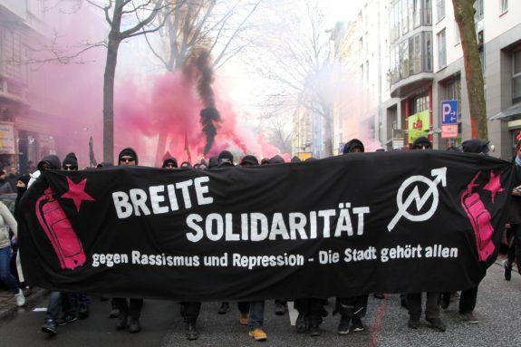 Breit Soli-Demo am 30. April 2016